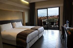 Maroc-Marrakech, Hôtel Kenzi Club Agdal 5*