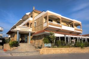 Rhodes-Rhodes, Hôtel Kassandra Apartments 3*