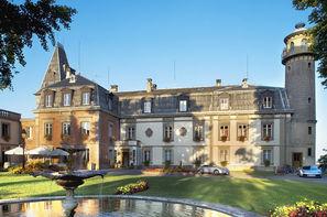 France Alsace / Lorraine-Rouffach, Hôtel Château-d'Isenbourg 4*