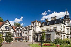 France Alsace / Lorraine-Strasbourg, Hôtel Château de l'Ile 5*