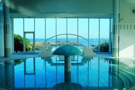 Hotel sofitel quiberon thalassa quiberon france bretagne for Hotel quiberon piscine