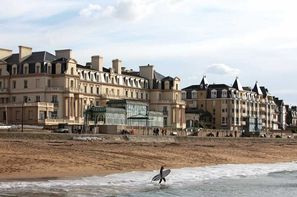 France Bretagne-Saint Malo, Hôtel Grand Hôtel des Thermes 5*