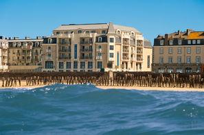 France Bretagne-Saint Malo, Hôtel Le Nouveau Monde 4*