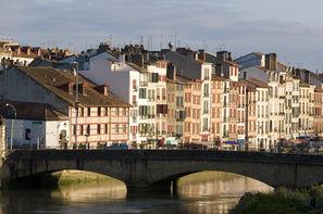 France Cote Atlantique-Bayonne, Hôtel Le Bayonne 4*