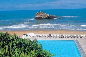 France Cote Atlantique-Biarritz, Hôtel Sofitel Biarritz le Miramar Thalassa 5*