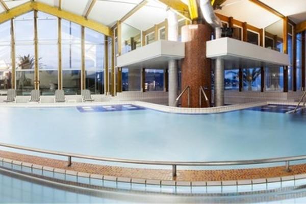 piscine - Serge Blanco Hôtel Serge Blanco4* Hendaye France Cote Atlantique