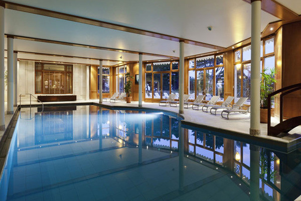 Hotel hotel royal thalasso barri re la baule france cote for Hotels la baule