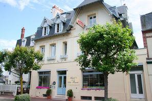 France Normandie - Deauville, Hôtel Côte Fleurie