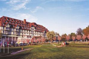 France Normandie-Deauville, Hôtel Hôtel Royal Barrière 5*