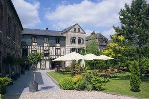 France Normandie - Lyons La Foret, Hôtel La Licorne et Spa Nuxe