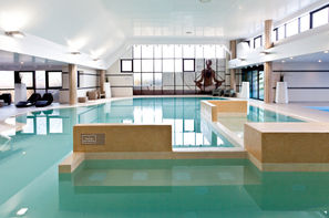 France Normandie-Ouistreham, Hôtel Riva Bella 4*