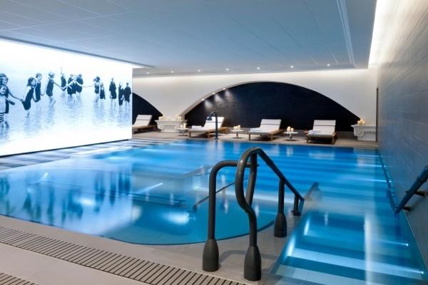 piscine - Hôtel des Cures Marines Thalasso & Spa Hôtel Hôtel des Cures Marines Thalasso & Spa5* Trouville France Normandie