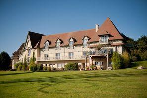 France Normandie-Villers sur Mer, Hôtel Le Domaine de Villers 4*
