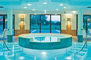 France Rhone-Alpes-Divonne-les-Bains, Hôtel Villa - Lac 3*