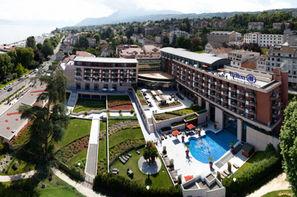 France Rhone-Alpes-Evian-Les-Bains, Hôtel Hilton Evian-Les-Bains 4*