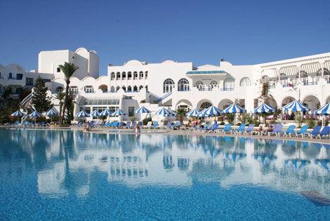 Club Soleil piscine - Soleil Club Soleil3* Djerba Tunisie