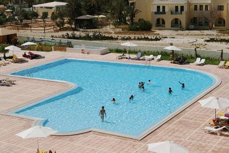 PISCINE - Mariqueen Hôtel Mariqueen4* Djerba Tunisie