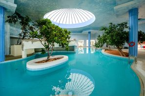 Tunisie-Djerba, Hôtel Welcome Meridiana 4*