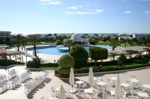 Tunisie - Tunis, Hôtel Le Royal Hammamet