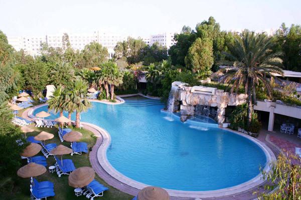 Piscine - Tunisia Lodge Hôtel Tunisia Lodge4* Tunis Tunisie