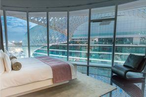 Abu Dhabi-Abu Dhabi, Hôtel Yas Viceroy Abu Dhabi - VF 5*