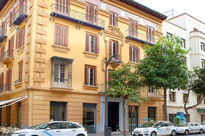 Andalousie-Malaga, Hôtel Soho Malaga 3*