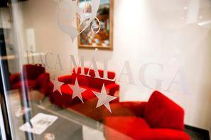 Andalousie-Malaga, Hôtel Itaca Malaga 3*