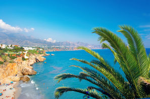 Andalousie - Malaga, HOTEL KRISTAL 3*