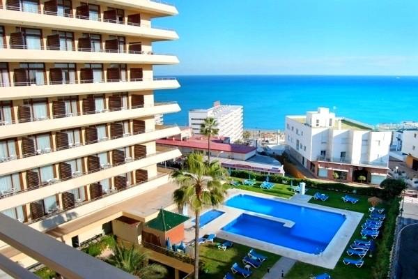 Piscine - Cervantes Hotel Cervantes4* Torremolinos ESPAGNE