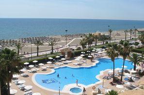 Andalousie-Malaga, Hôtel Club Marmara Camino Real 4*