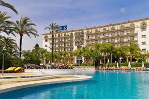 Vacances malaga espagne voyage malaga 60 s jours malaga for Hotel design andalousie