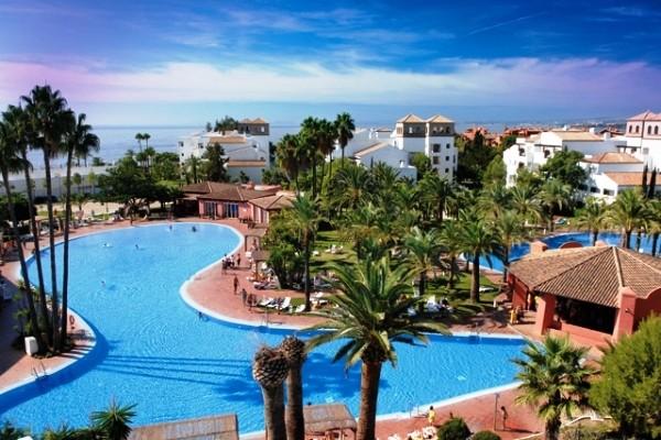 Hotel marmara marbella malaga andalousie promovacances for Piscine marbella