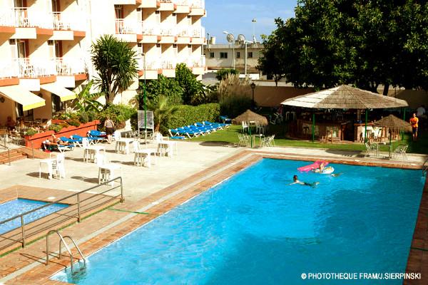 piscine - Med Playa Balmoral Hôtel Med Playa Balmoral2* Malaga Andalousie