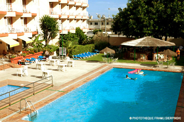 piscine - Prix sympa Med Playa Balmoral Hôtel Prix sympa Med Playa Balmoral2* Malaga Andalousie