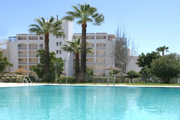 Piscine - San Fermin Hotel San Fermin3* Malaga Andalousie