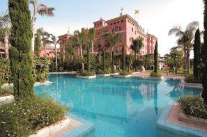 Andalousie-Malaga, Hôtel Villa Padierna Palace 5*