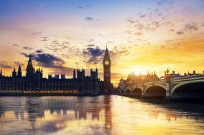 Angleterre-Londres, Hôtel Lancaster Gate Hôtel 3*