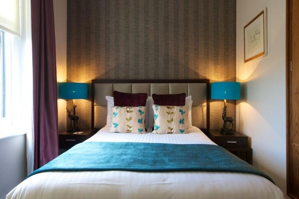 chambre - THE LODGE Hotel THE LODGE4* Londres Angleterre