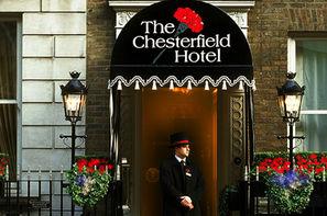 Angleterre-Londres, Hôtel Chesterfield Mayfair 4*