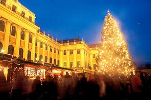 Autriche-Vienne, Hôtel Réveillon à Vienne 4*
