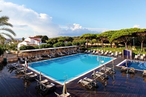 Hotel portblue san luis 4 toiles minorque mahon for Piscine baleares