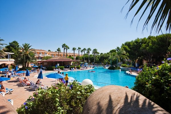 Piscine - Princesa Playa Hôtel Princesa Playa4* Mahon Baleares
