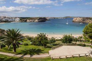 Baleares-Mahon, Hôtel Aguamarina Playa 3*
