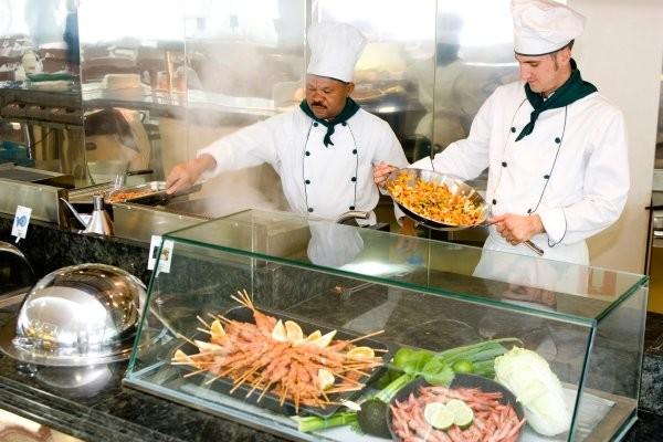 Restaurant - hsm Atlantic Park Hôtel hsm Atlantic Park4* Majorque (palma) Baleares