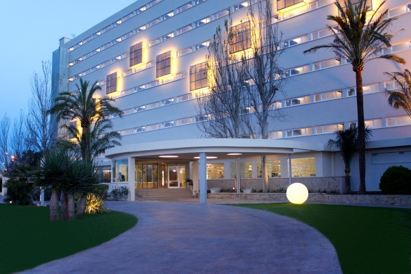 façade - java Hôtel java4* Majorque (palma) Baleares