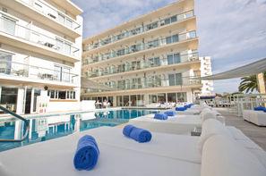 Baleares-Majorque (palma), Hôtel Som Fona 4*