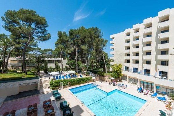 Hotel best delta 4 toiles majorque el arena bal ares for Piscine baleares