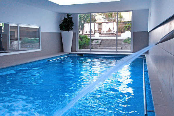 Piscine intérieure - Java Hotel Java4* Majorque (palma) Baleares