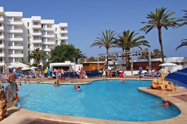 Piscine - Palia Sa Coma Playa vue jardin Hôtel Palia Sa Coma Playa vue jardin3* Majorque (palma) Baleares