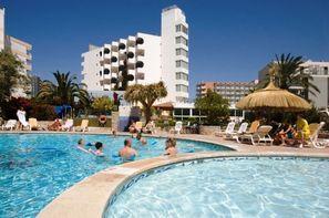 Baleares-Majorque (palma), Hôtel Pamplona 4*